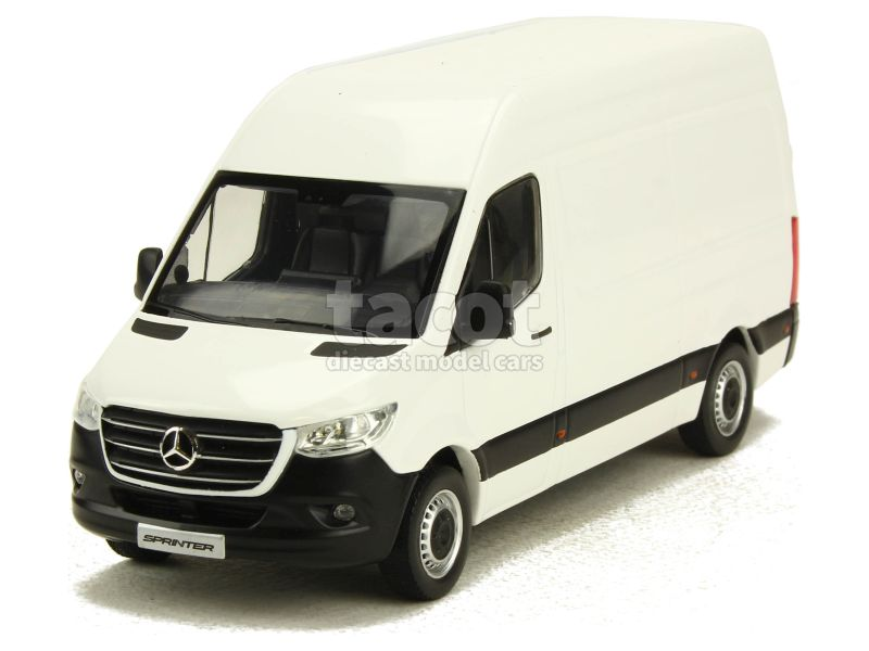 87936 Mercedes New Sprinter 2018