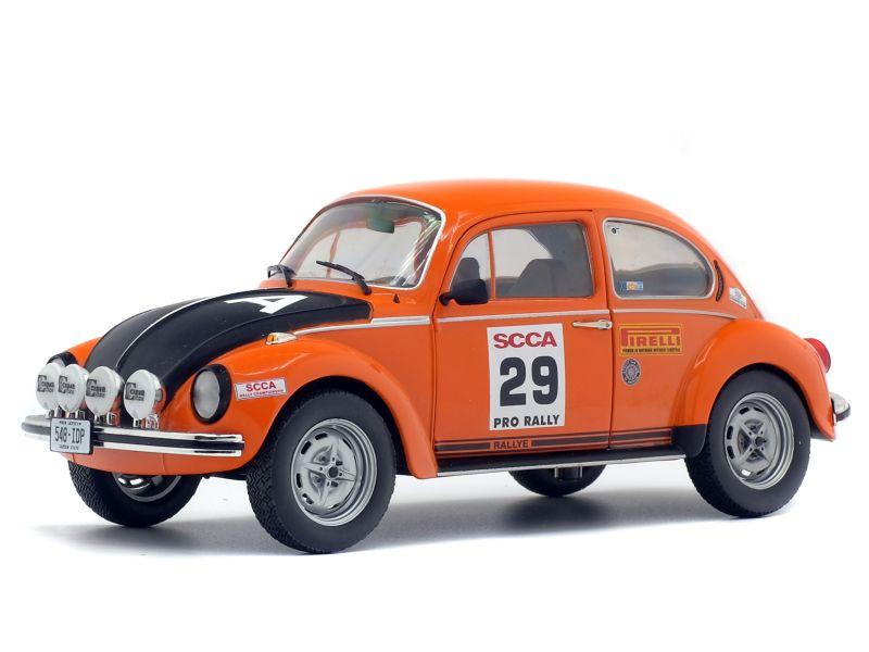 Solido - Volkswagen Cox 1303S SCCA RAlly USA 1973 - 1 18