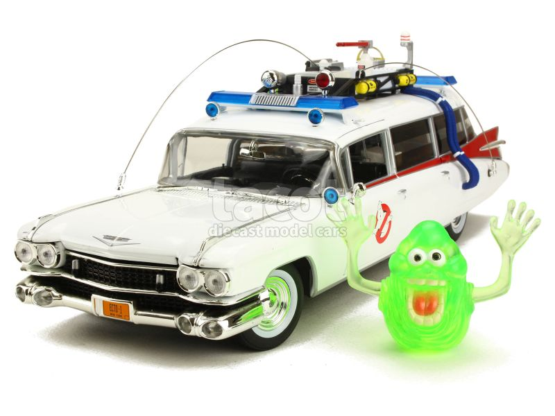 87976 Cadillac Eco 1 Ghostbusters