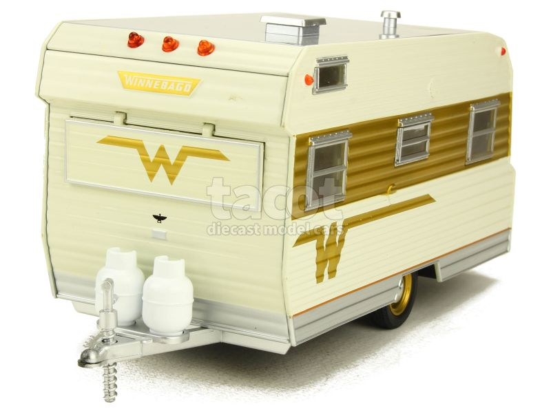 88196 Divers Winnebago 213 Caravan 1964