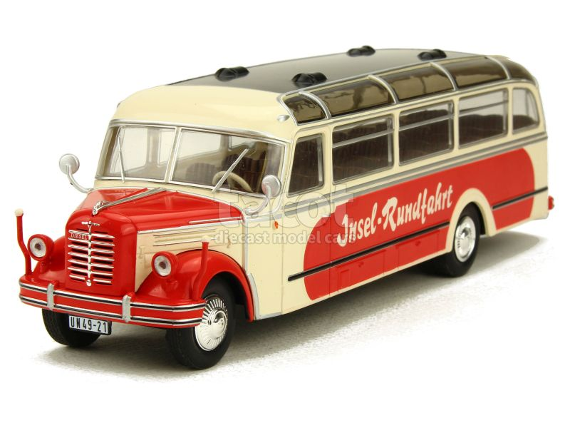 88261 Borgward BO 4000 Bus 1952