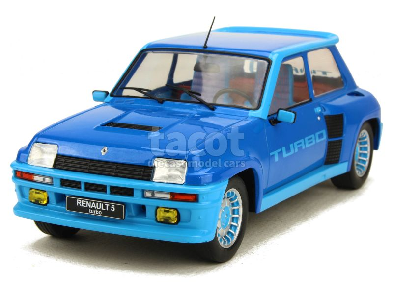 88315 Renault R5 Turbo 1 1981