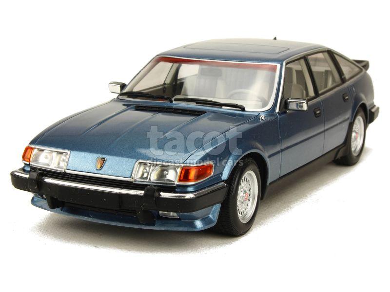 Noël, le dernier fou s'est approché Minichamps Rover Rover Rover Vitesse 3.5 V8 1986 1/18 | La Plus Grande En Matière De Commodité  8be323