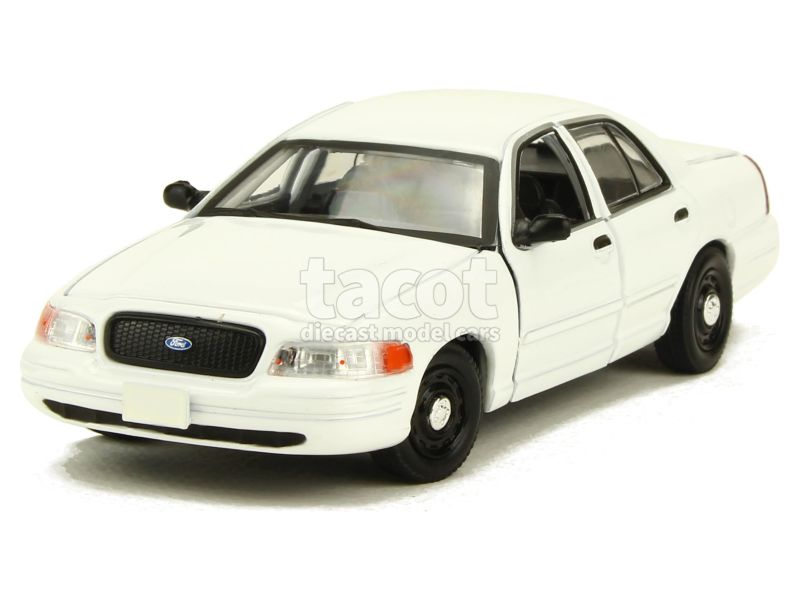 88528 Ford Crown Victoria Police Interceptor 2003