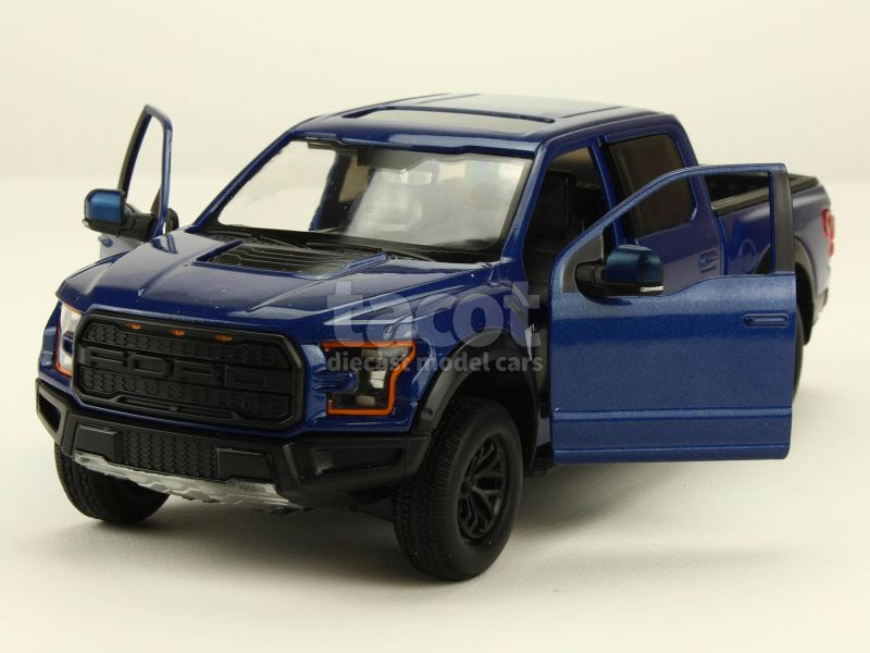 ford f 150 raptor 2017 motor max 1 24 autos miniatures tacot. Black Bedroom Furniture Sets. Home Design Ideas
