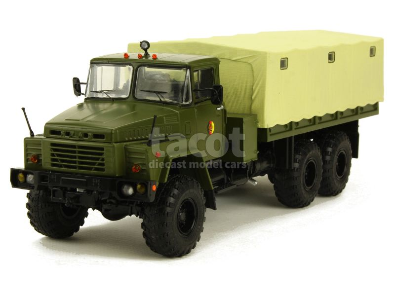 88574 KrAZ 260 Canvas Militaire