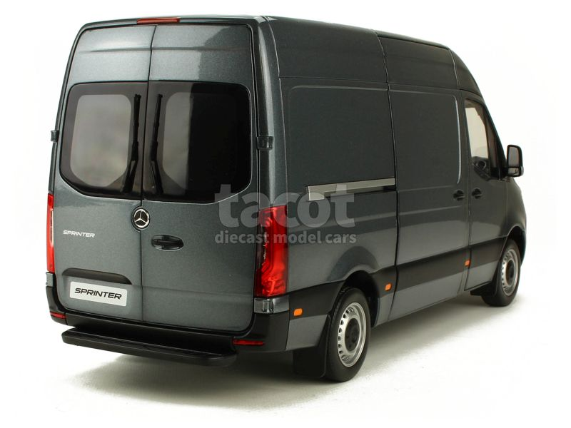 mercedes new sprinter 2018 norev 1 18 autos miniatures tacot. Black Bedroom Furniture Sets. Home Design Ideas