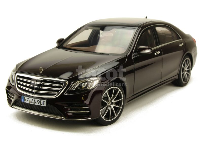 88645 Mercedes New S Class AMG Line/ C223 2018