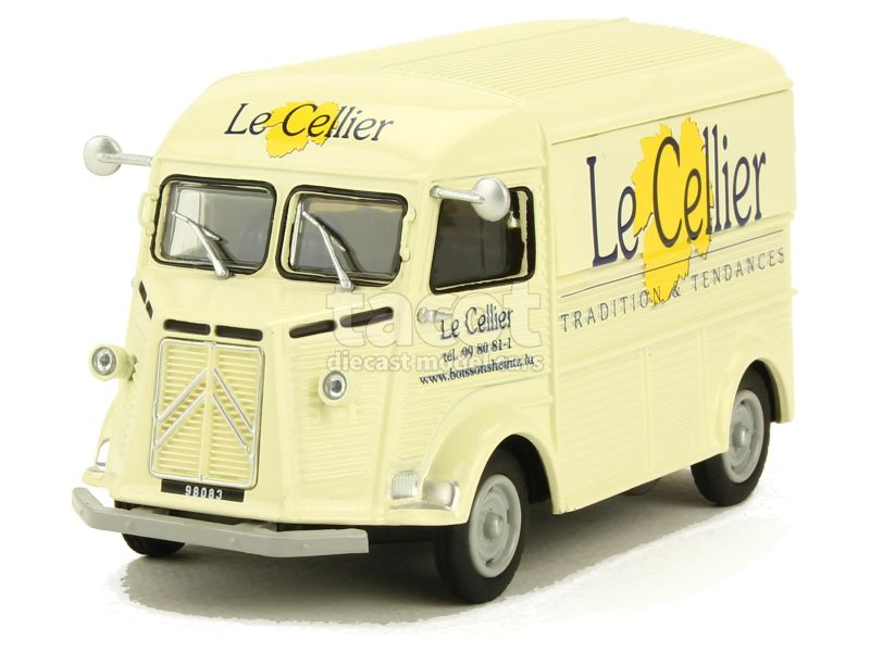 88677 Citroën HY Fourgon Le Cellier