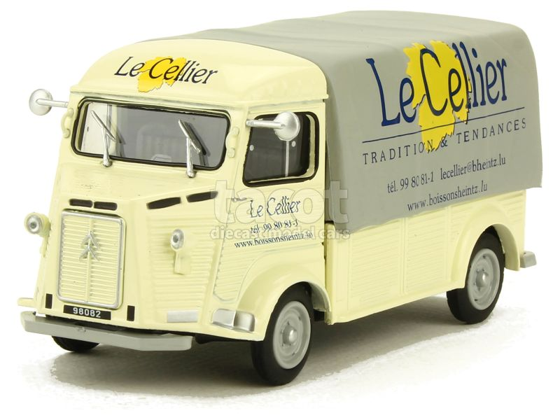 88678 Citroën HY Pick-Up Le Cellier