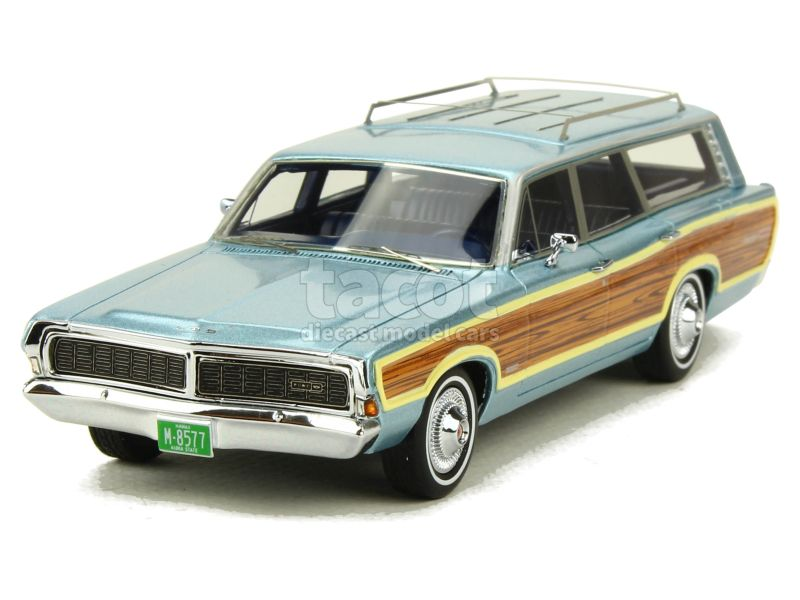 88733 Ford LTD Country Squire 1968