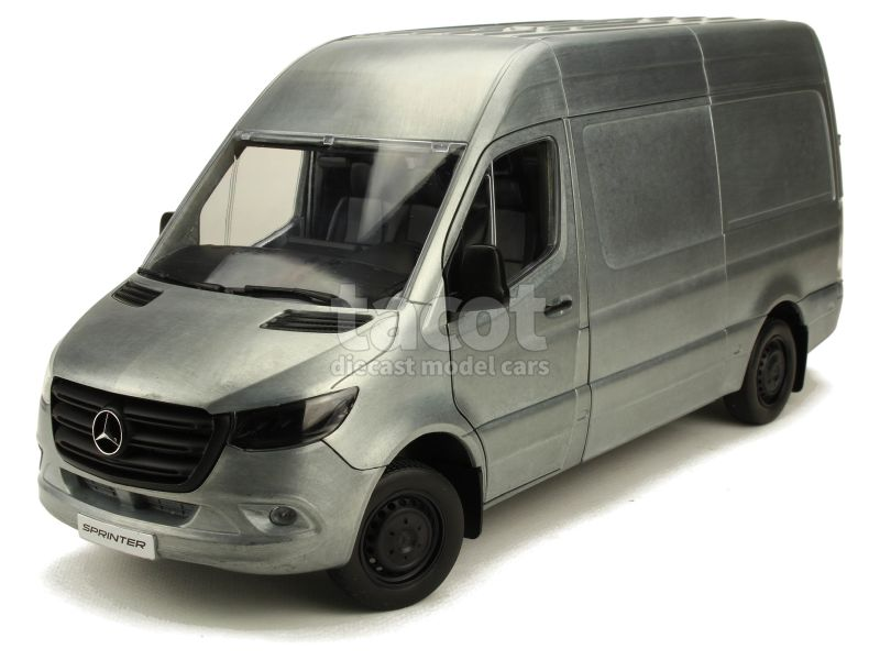 88838 Mercedes New Sprinter 2018