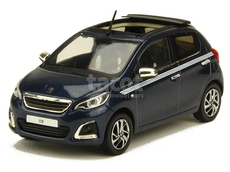 88871 Peugeot 108 Top!Collection 2017
