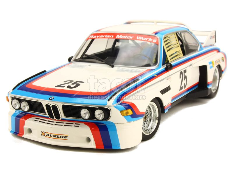 88875 BMW 3.0 CSL/ E09 Imsa Séries 1975