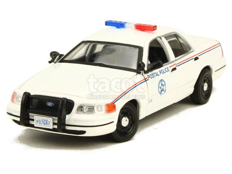 88900 Ford Crown Victoria Police Interceptor USPS 2010