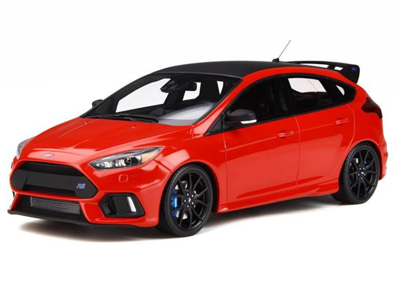 88918 Ford Focus RS 2017