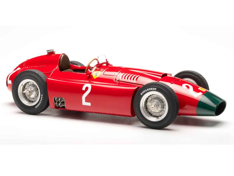 88929 Ferrari D50 German GP 1956