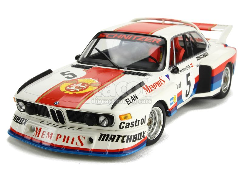 88944 BMW 3.5 CSL/ E09 Havirov International 1977