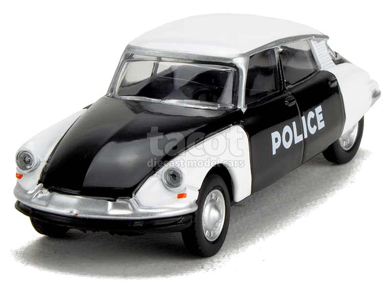 89028 Citroën DS19 Police Pie 1959