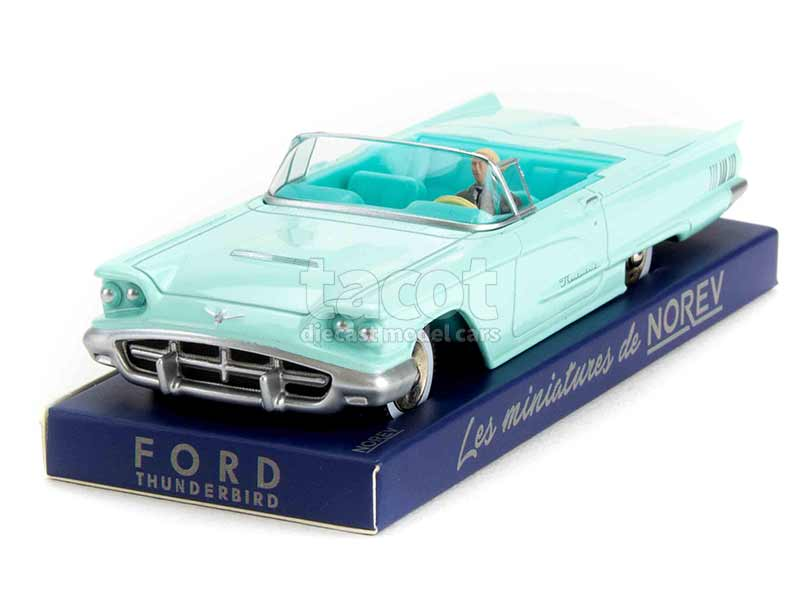 89094 Ford Thunderbird 1960