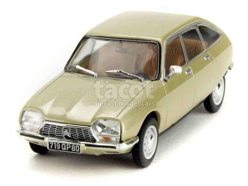 Citroën GS 1220 Club 1973 - Norev 1 43
