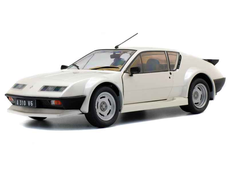 89305 Alpine A310 V6 Pack GT 1983