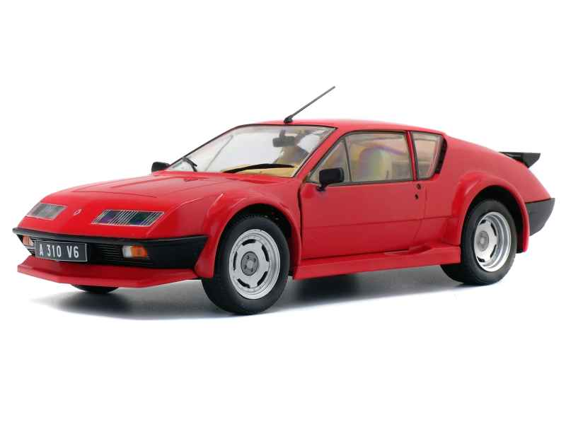 89306 Alpine A310 V6 Pack GT 1983