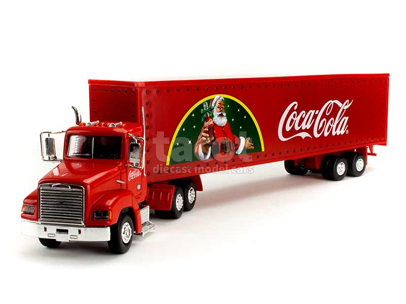 89337 International Semi Coca Cola Noël