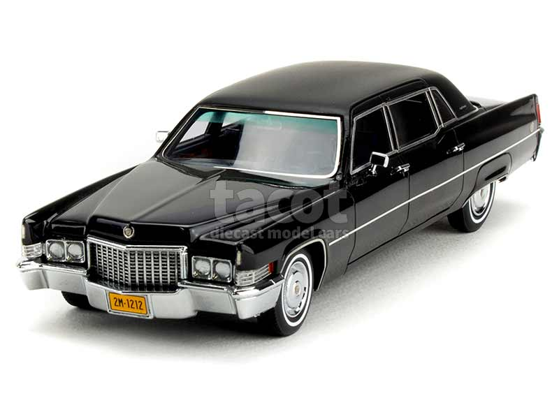 89434 Cadillac Fleetwood Series 75 1970