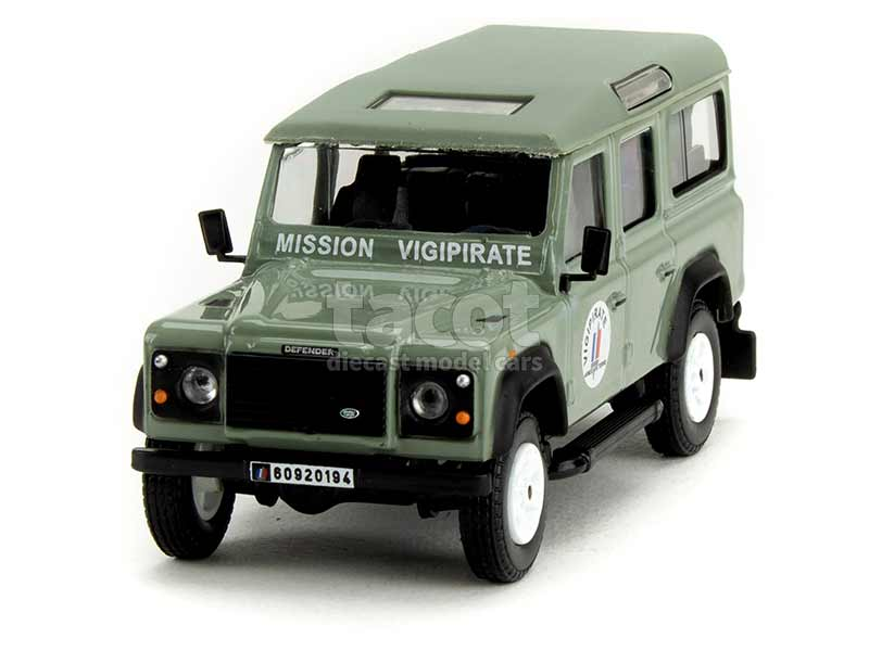 89525 Land Rover Defender Vigipirate