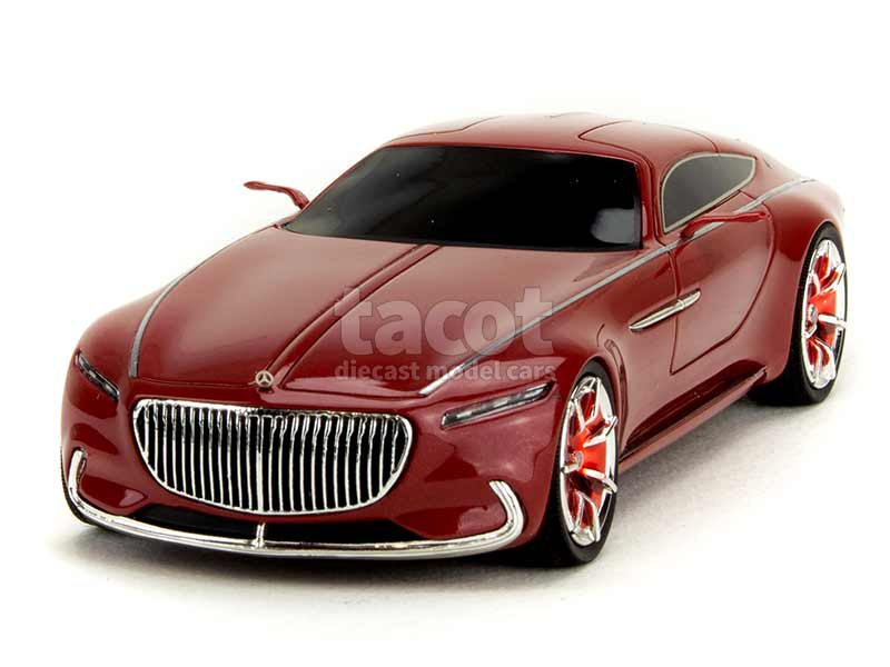 89553 Mercedes Maybach Vision 6 Coupé 2017