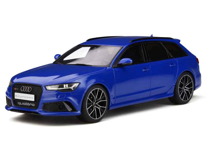 89617 Audi RS6 Performance Avant Nogaro Edition 2018