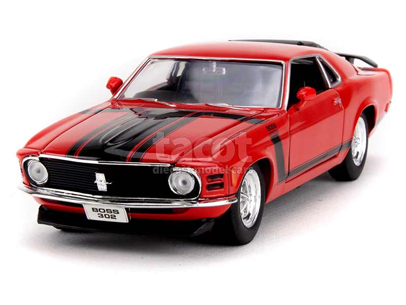 89686 Ford Mustang Boss 302 1970