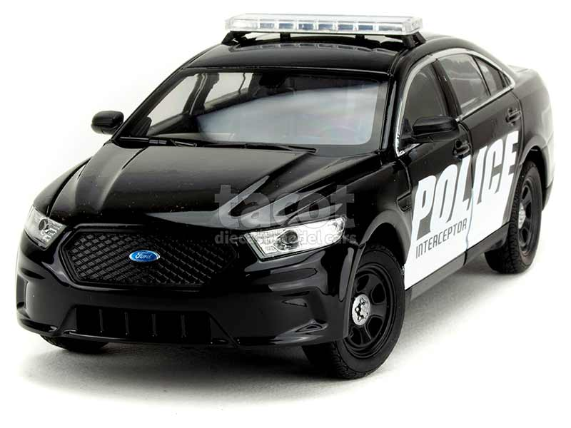 89691 Ford Interceptor Police 2014