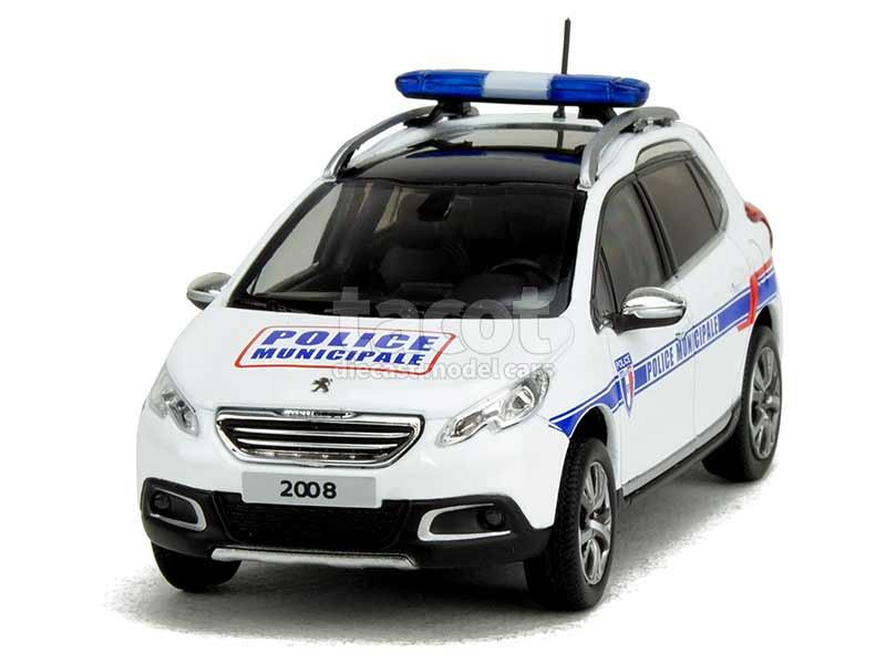 89996 Peugeot 2008 Police 2013