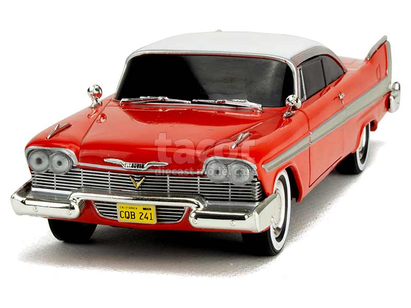 90012 Plymouth Fury Christine 1958