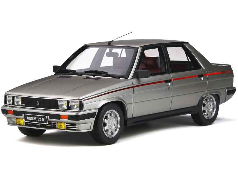 90146 Renault R9 Turbo Phase I 1984