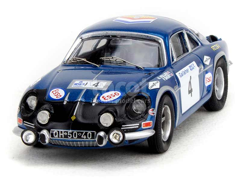 90208 Alpine A110 1600S Circuit of Ireland 1971
