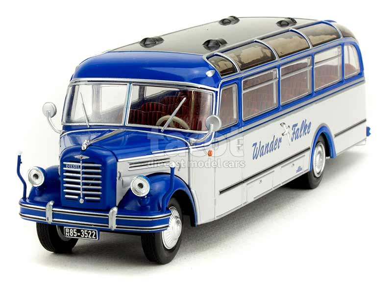 90228 Borgward BO 4000 Bus 1952