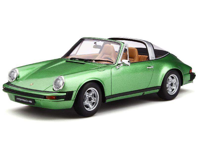 Porsche 911 S 2.7L Targa 1974 - GT Spirit 1 18