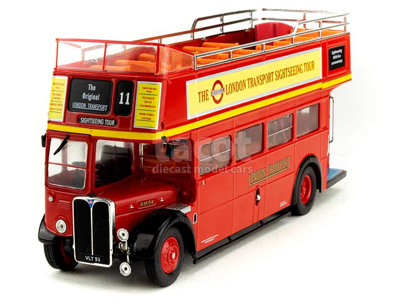 90384 AEC Regent RT Open-Top 1950