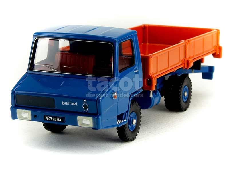 comprar ahora Berliet Stradair Benne Basculante Basculante Basculante 1967 - Norev 1 43  Envío rápido y el mejor servicio