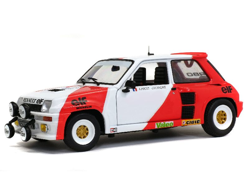 90494 Renault R5 Turbo GrB Rally du Var 1982