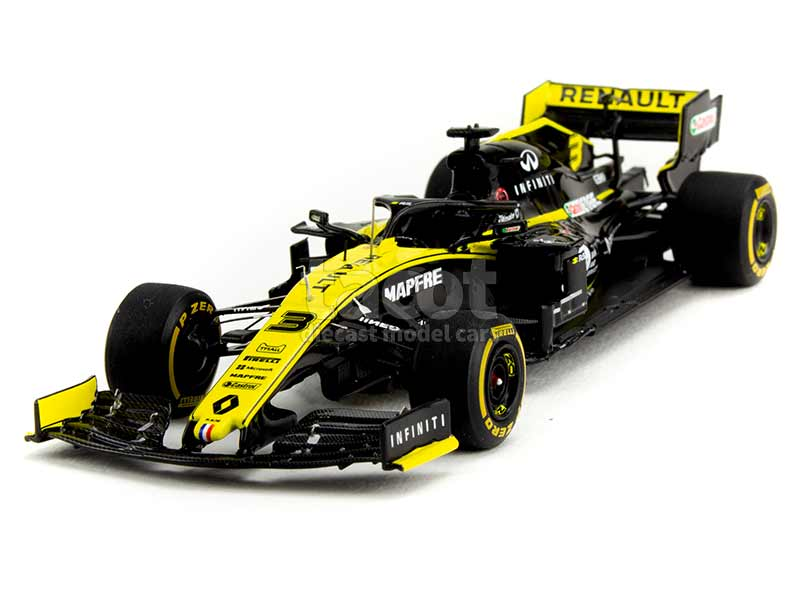 90564 Renault R.S. 19 Launch Livery 2019