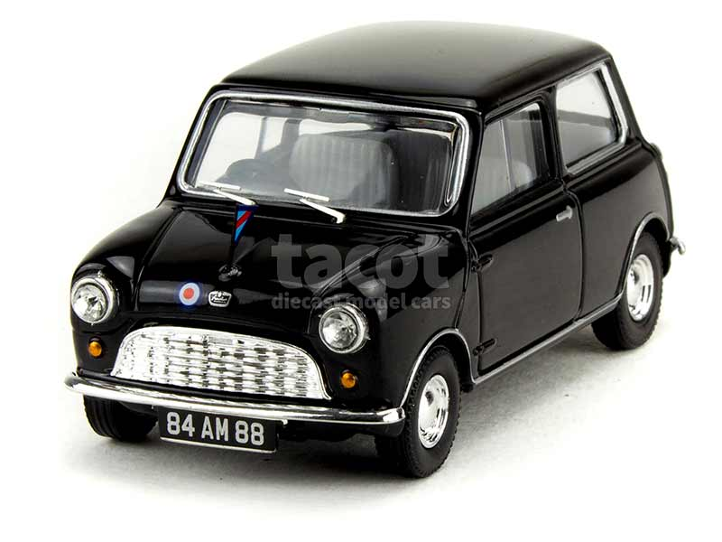 90886 Austin Mini 850 RAF Station Commander