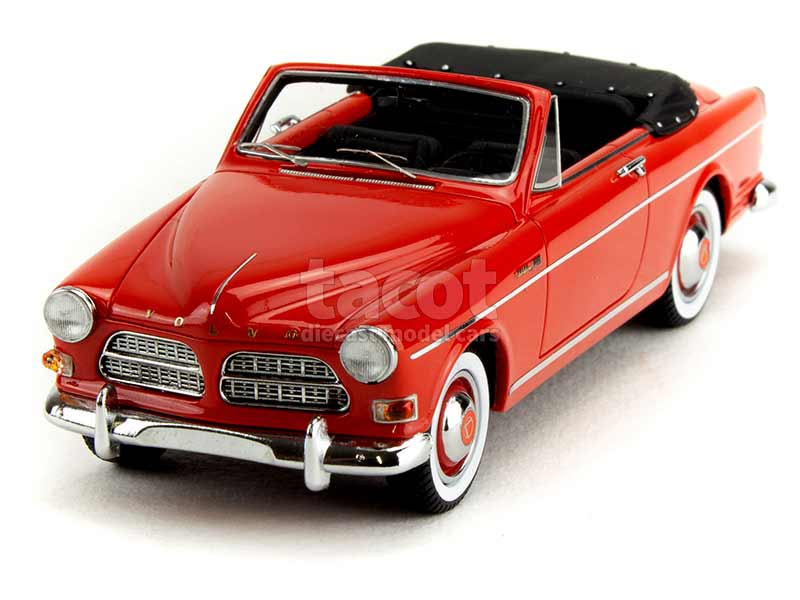 90944 Volvo Amazon Coune Cabriolet 1963