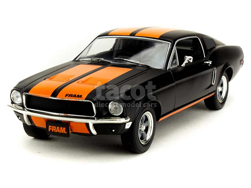 90954 Ford Mustang GT Fastback 1968
