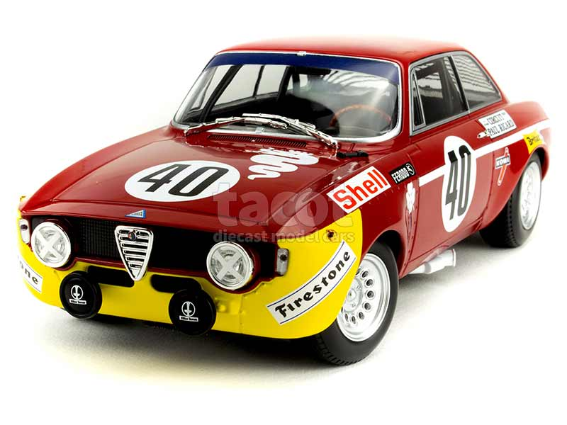 90982 Alfa Romeo GTA 1300 Junior 12H Paul Ricard 1971