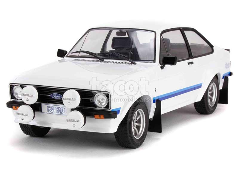 91144 Ford Escort MKII RS 1800 1970
