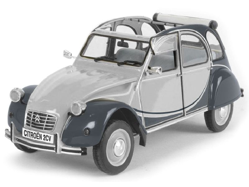 91199 Citroën 2CV Charleston 1982